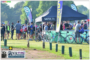 Alley Roads Triathlon, SA Sprint Tri Champs and Fast One 12/13 January